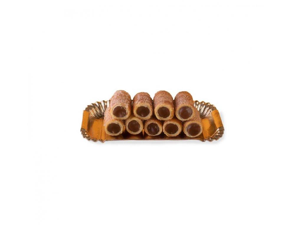trubičky čoko