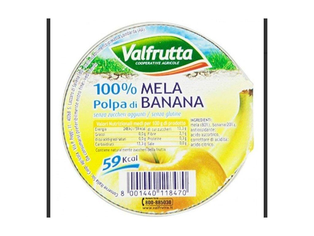 přesnidávka banán