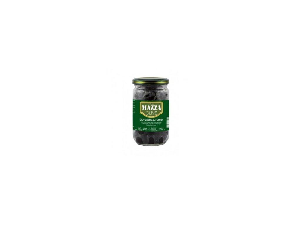 Černé olivy bez pecek 270 g