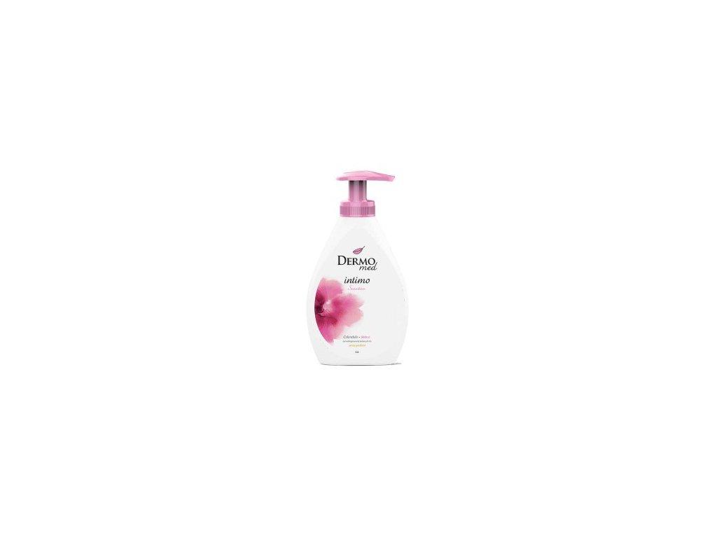 DERMOMED Intimní gel  růžový 300ml