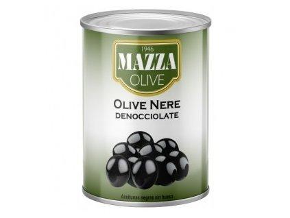 Olivy černé celé bez pecek 2,6kg