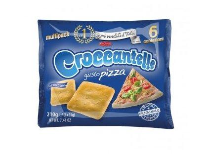 Croccantelle pizza 6x35g