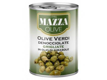 olivy grilované