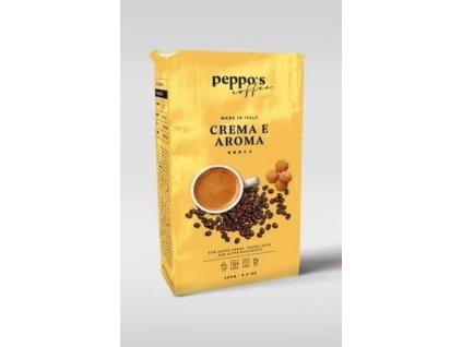 káva pepos zlatá