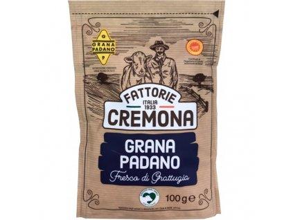 BRESCIALAT Strouhaný sýr Grana Padano 100g
