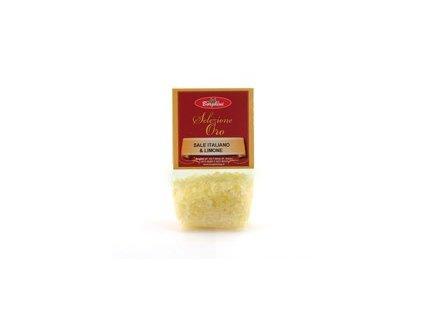 Směs koření Jedlá mořská sůl s citronem 100g