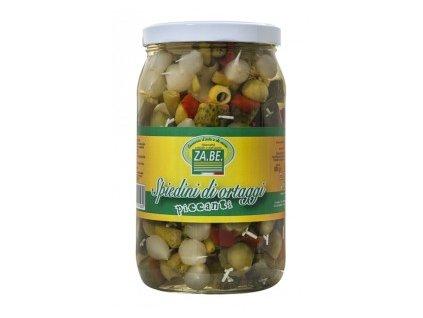 Zeleninové špízy pikantní 360g