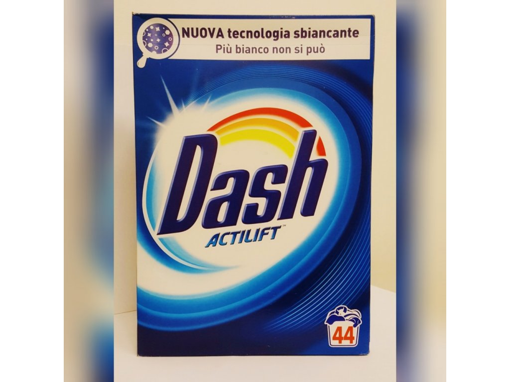 Dash  actilift - prací prášek  -44 pracích dávek