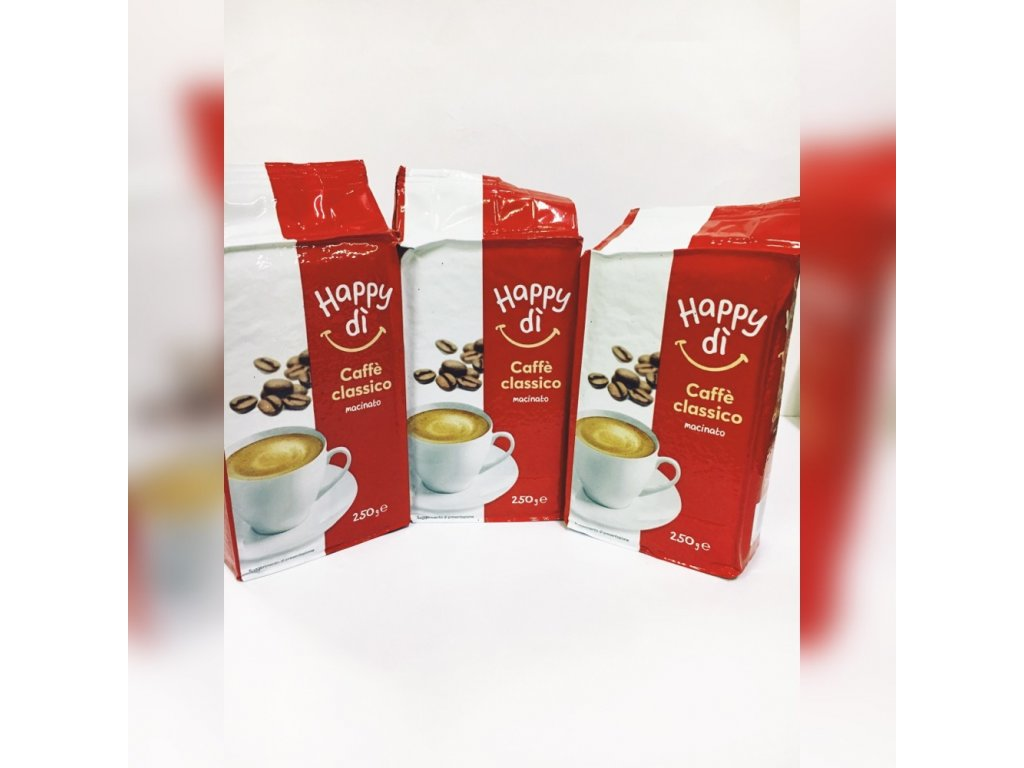 Happa caffé 3 ks