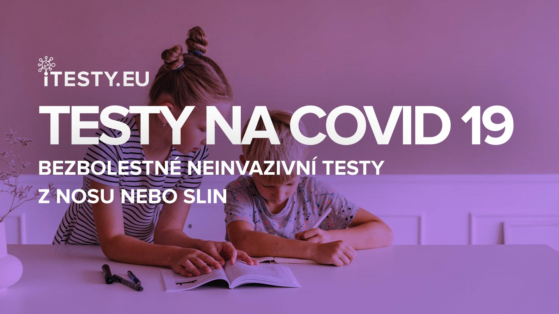 neinvazivní testy na covid 19