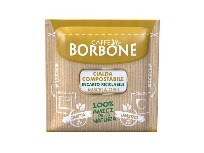 0001904 150 cialde ese 44 mm caffe borbone miscela oro