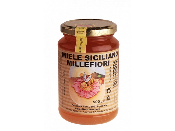 miele millefiori 500