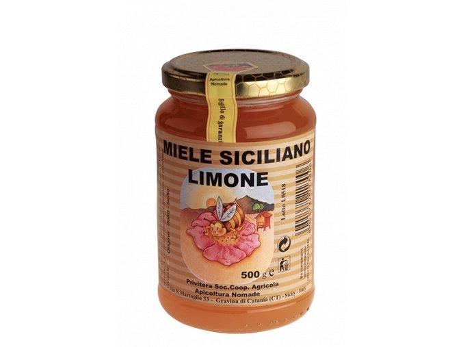 miele limone 500