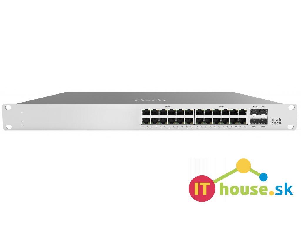 MS120-24-HW Cisco Meraki MS120-24-HW Cloud Managed Switch