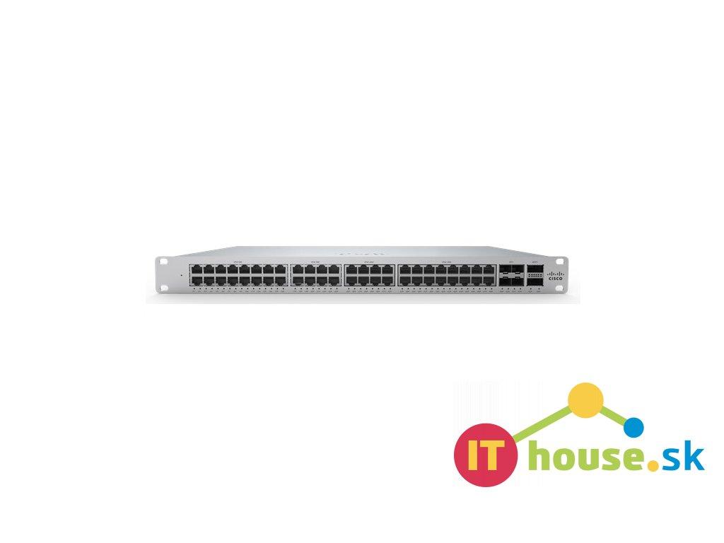 MS355-48X2-HW Cisco Meraki MS355-L3 Stck Cld-Mngd 48GE, 24xmG UPOE Switch