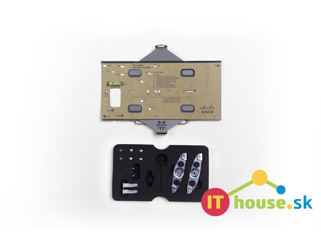 MA-MNT-MR-8 Cisco Meraki Replacement Mounting Kit for MR42