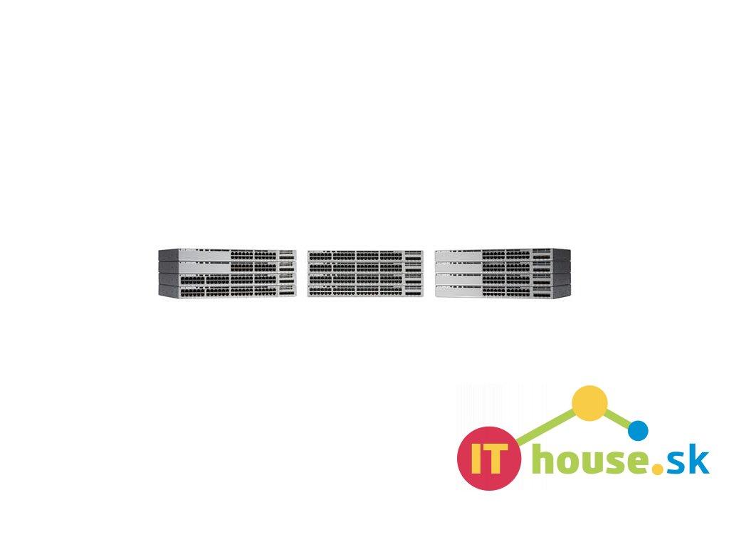 Catalyst 9200L 24-port PoE+, 4 x 1G, Network Essentials