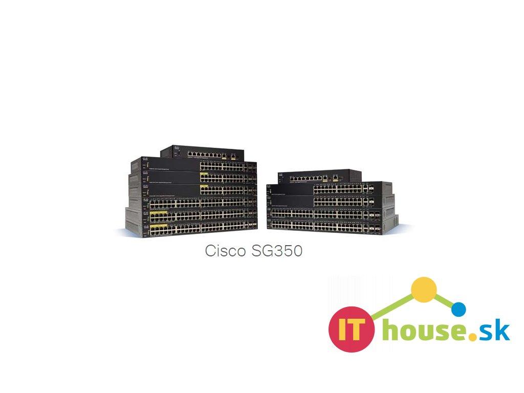 SG350-28-K9-EU Cisco SG350-28 - nový nástupce cbs350