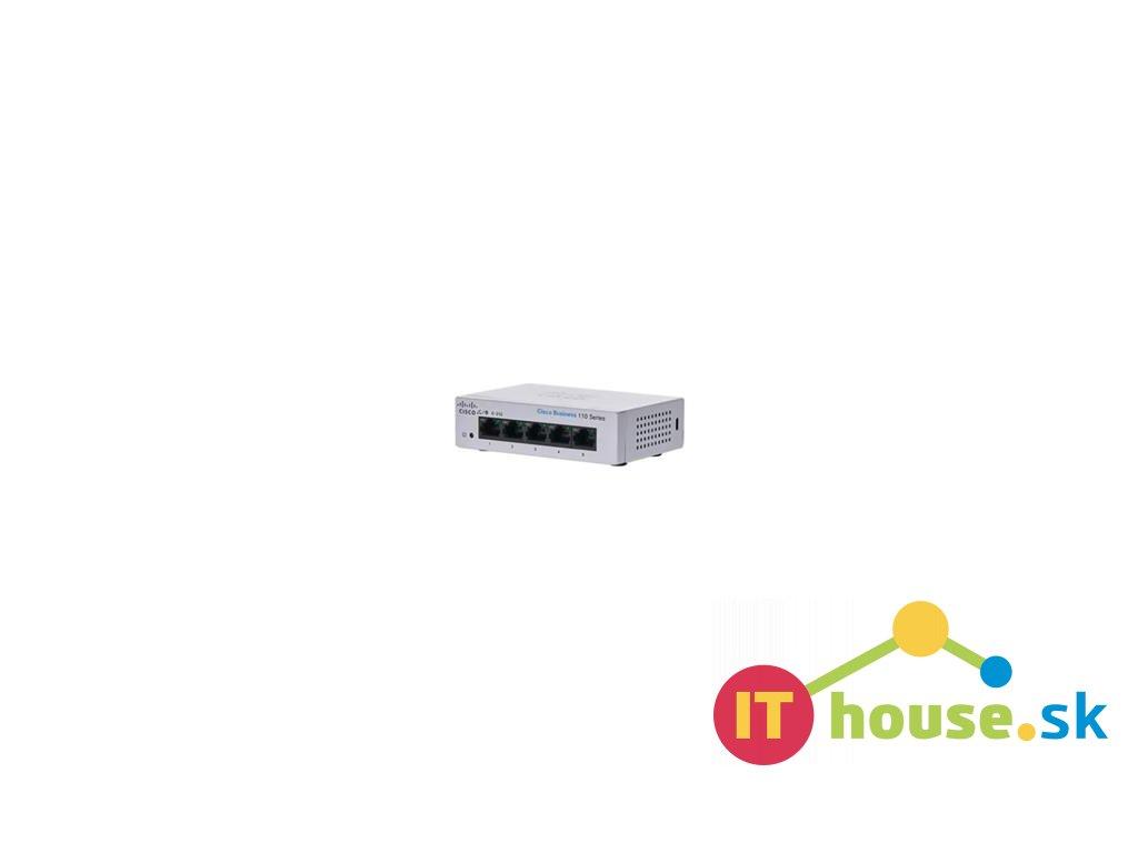CBS110-5T-D-EU Cisco Bussiness switch CBS110-5T-D-EU