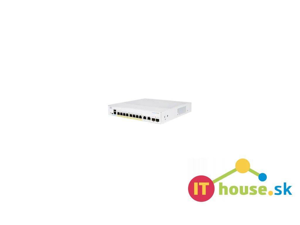 Cisco Bussiness switch CBS350-8P-E-2G-EU