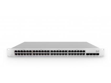 MS210-48FP-HW Cisco Meraki MS210-48FP 1G L2 Cld-Mngd 48x GigE 740W PoE Switch