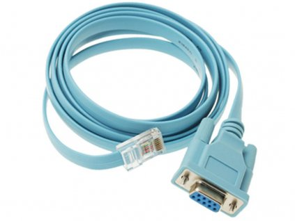 CAB-CONSOLE-RJ45= Console Cable 6 Feet with RJ-45