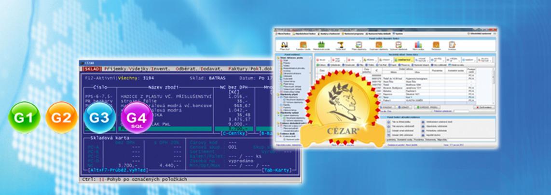 Informační systém CÉZAR