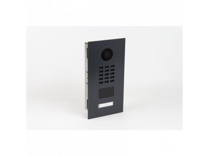 1 DoorBird D2101V alu RAL 7016