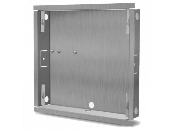 506 krabice pro montaz na povrch pro d2101v nerez ocel