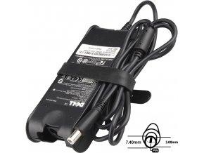 Napájecí adaptér 90W,19,5V 7.4x5.0, originál DELL