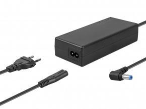 AVACOM nabíjecí adaptér pro notebooky 19V 4,74A 90W zahnutý konektor 5,5mm x 2,5mm