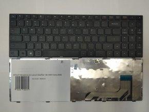NTSUP Klávesnice pro Lenovo IdeaPad 100-15IBY černá ENG