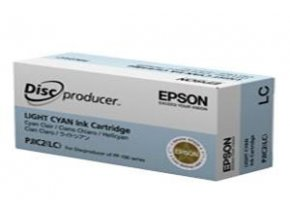 EPSON Ink Cartridge for Discproducer, Light Cyan
