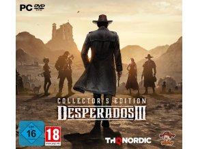 PC - Desperados 3 Collector´s Edition