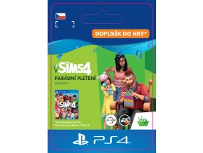 ESD CZ PS4 - The Sims™ 4 Nifty Knitting Stuff Pack
