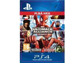 ESD CZ PS4 - Marvel: Ultimate Alliance Bundle