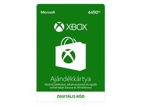 ESD XBOX - Dárková karta Xbox 4490 HUF