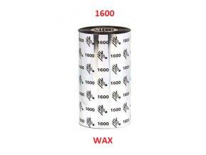 Zebra TT páska Wax šířka 110mm, délka 450m