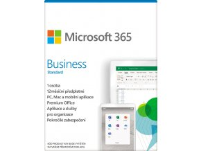 ESD M365 Business Standard Mac/Win All Lng 1YR