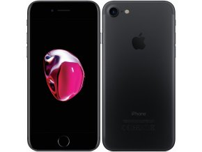 Apple iPhone 7 (Kapacita 32GB, Stav A stav, Barva Black)
