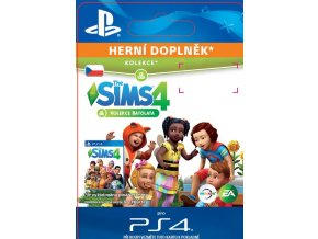 ESD CZ PS4 - The Sims™ 4 Toddler Stuff