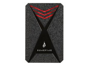 SureFire Gaming Bunker SSD USB 3.2 Gen 1 512GB Black