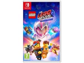 NS - Lego Movgie 2 Videogame