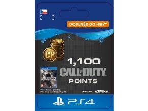 ESD CZ PS4 - 1,100 Call of Duty®: Modern Warfare® Points