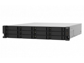 QNAP TS-1232PXU-RP-4G (1,7GHz / 4GB RAM / 12x SATA / 2x 2,5GbE / 2x 10GbE SFP+ / 1x PCIe / 2x zdroj)
