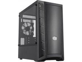 COOLER MASTER PC skříň MASTERBOX MB311L TG MINI TOWER