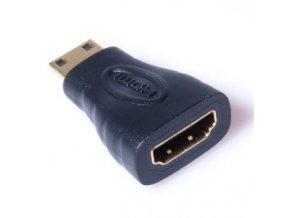 PremiumCord Adapter HDMI-A - mini HDMI-C, F/M