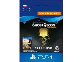 ESD CZ PS4 - Tom Clancy's Ghost Recon® Wildlands Year 2 Pass