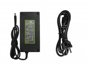 green cell pro charger ac adapter for dell precision m4600 m4700 m6600 m6700 dell alienware 17 m17x 195v 108a 210w