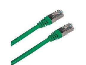 Patch cord FTP cat5e 2M zelený